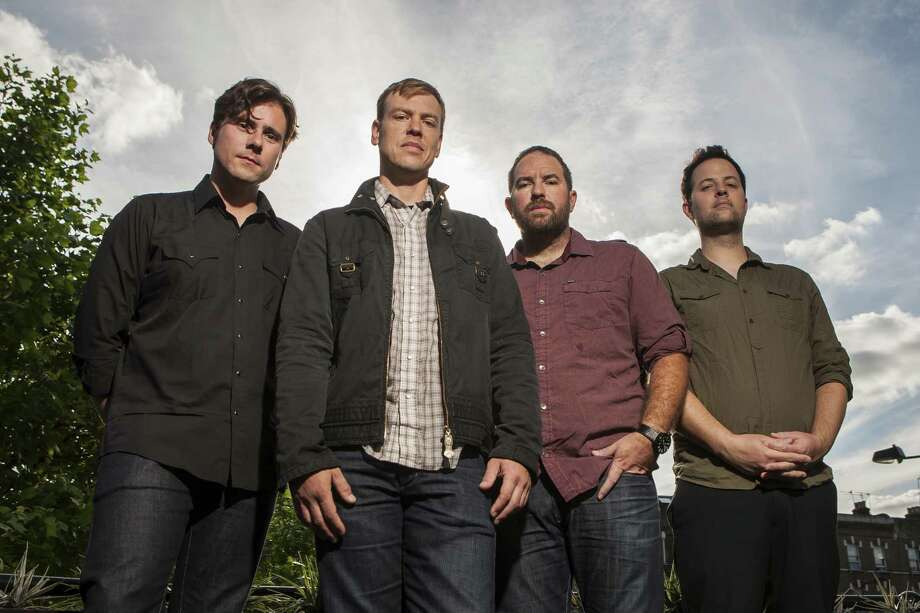 "Jimmy Eat World got a boost from a recent Apple Music ad featuring their hit ""The Middle."" Photo: Courtesy"