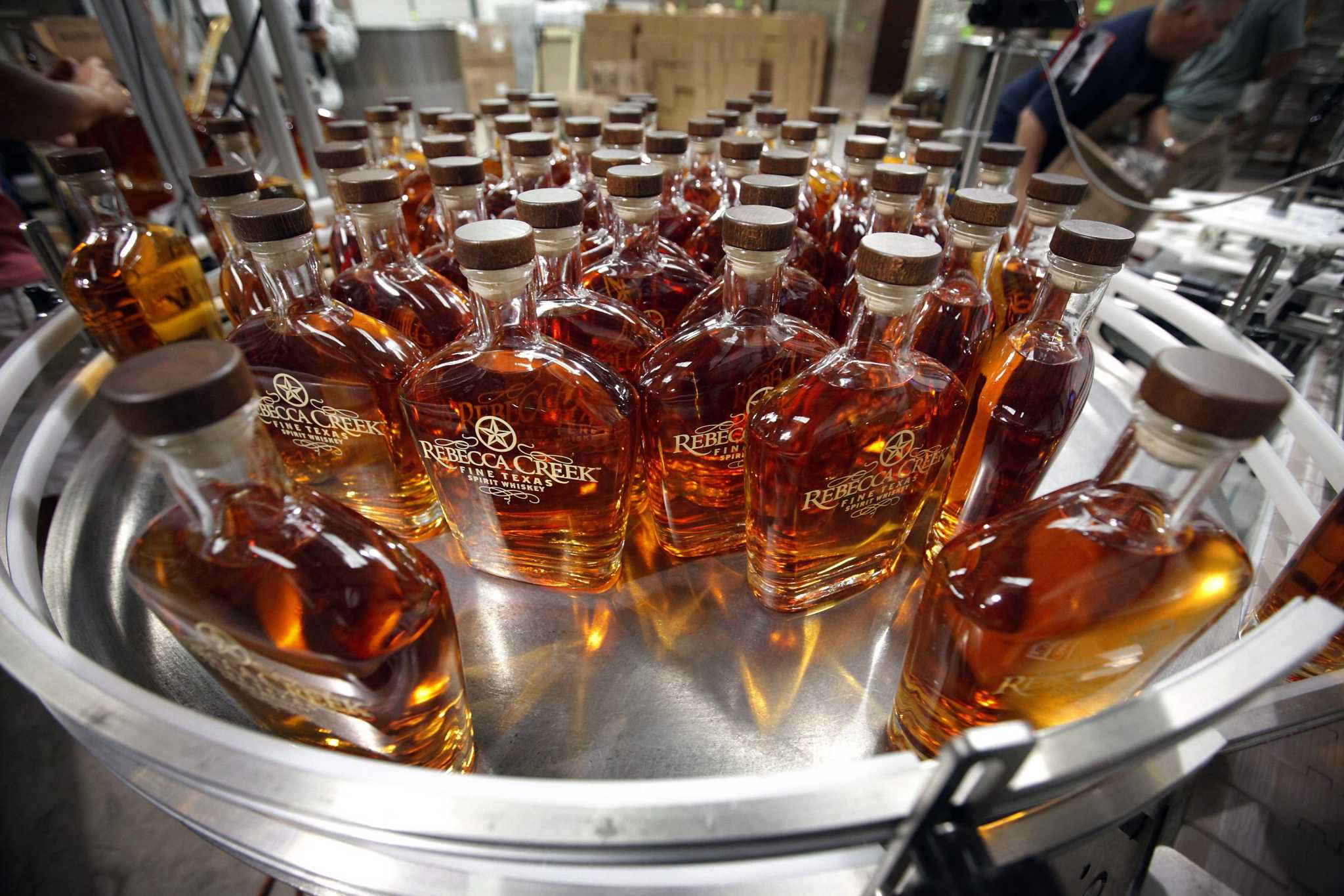 Rebecca Creek Distillery - San Antonio Express-News