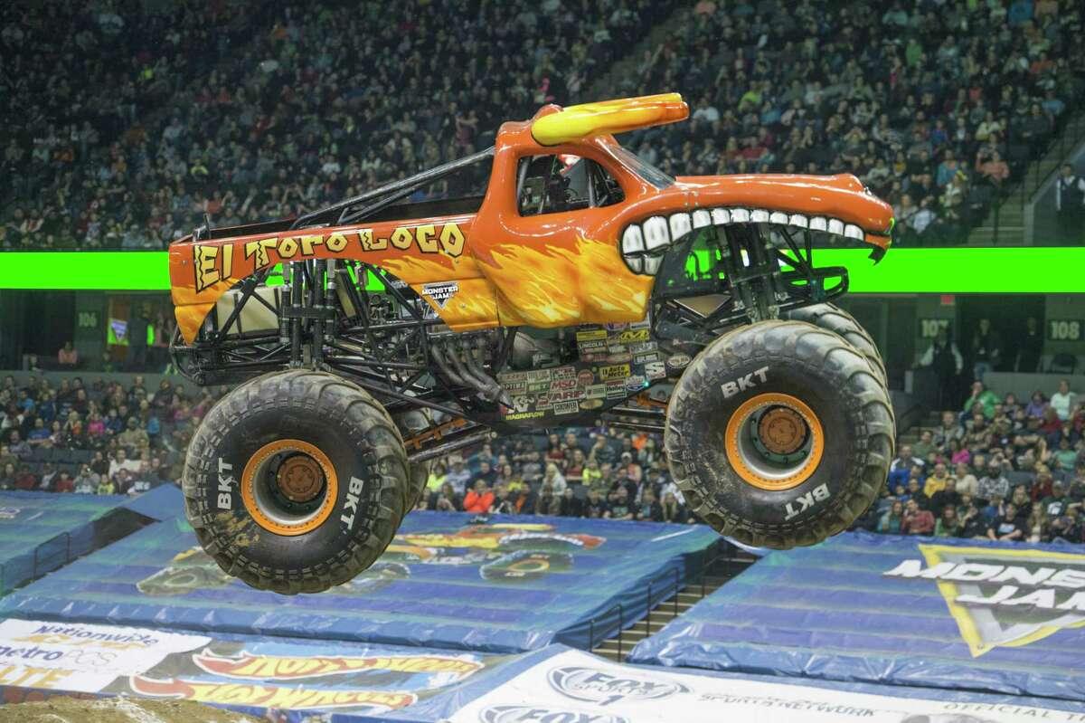 Monster Jam hits the Webster Bank Arena in BridgeportFriday-Sunday.Find out more.