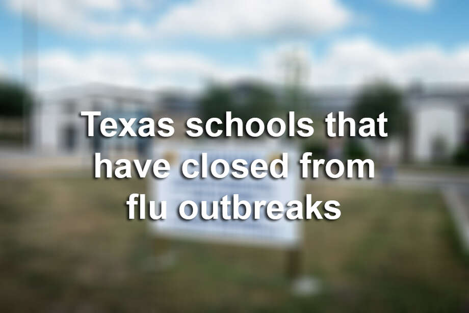During February 2017 in Texas, at least 9 schools have been forced to close for at least a day due to spikes in flu cases. Photo: SAEN / © Matthew Busch