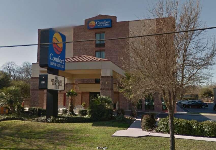 Comfort Inn & Suites: 8640 Crownhill Blvd. Date: 02/21/2017