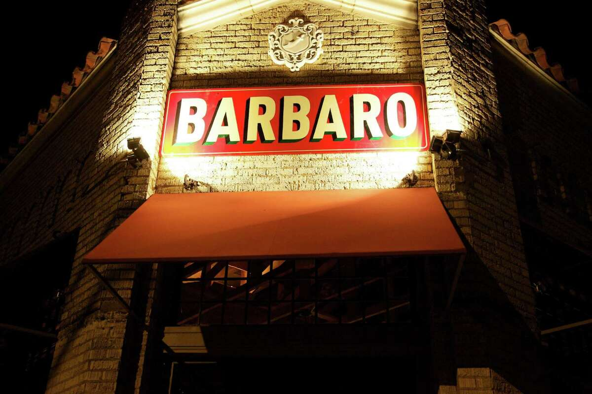 Barbaro Address: 2720 McCullough Ave., 210-320-2261, barbarosanantonio.com Brunch Hours: 10 a.m.-3 p.m. Saturday-Sunday Brunch menu and pizzas price range: $5-$14 Read a review of Barbaro