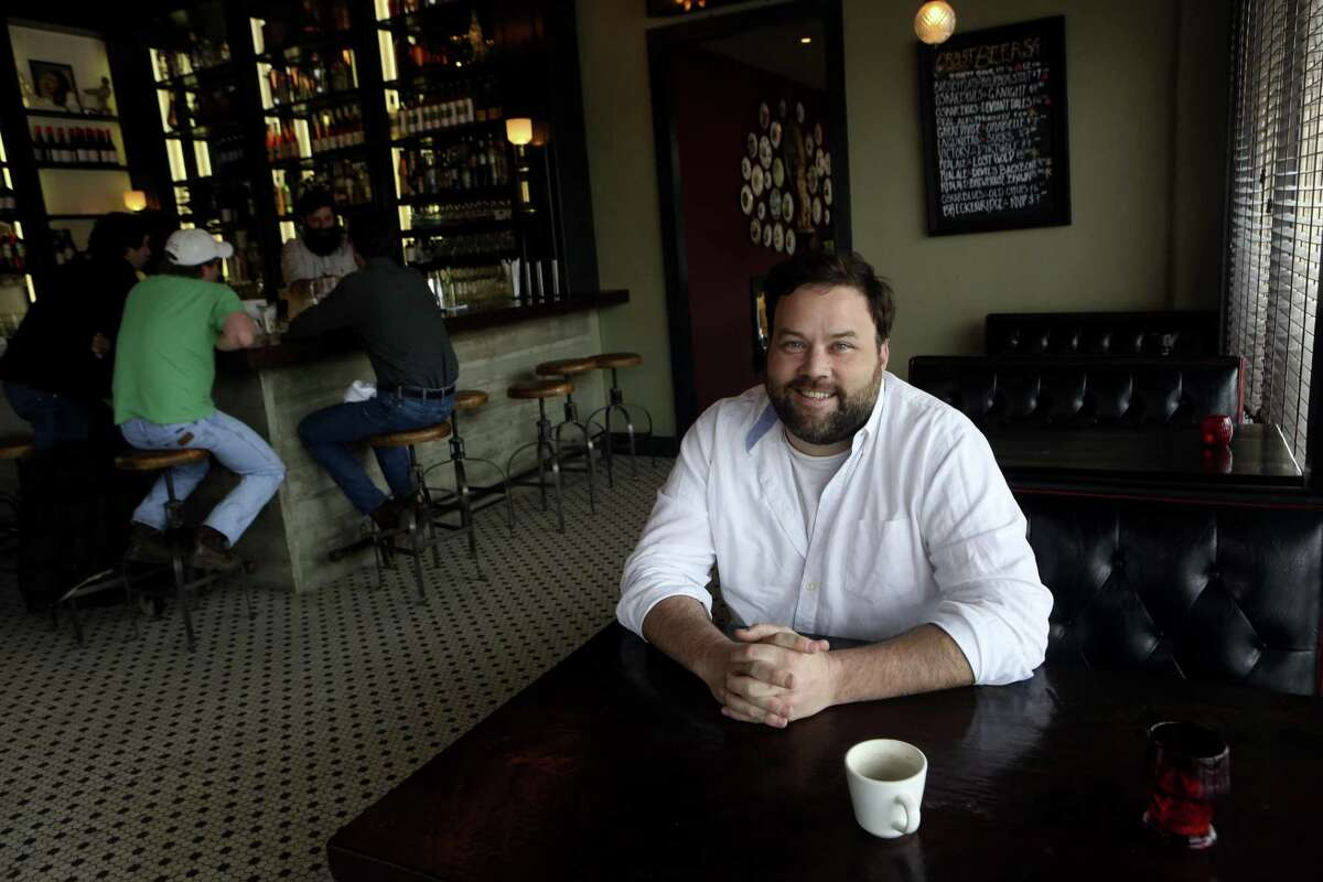 San Antonio restaurateur Chad Carey owns Hot Joy, Barbaro, Chisme, Paper Tiger and the late Monterey.