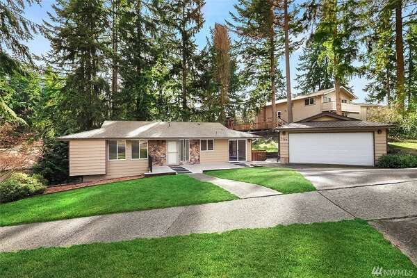 The final home, 3608 224th Place S.W., is listed for $439,950. It is in Mountlake Terrace.   The five bedroom, 2.5 bathroom home features a large rec room and spacious back deck.   There will be a showing for this home on Saturday, Feb. 25 from 1 - 4 p.m. and Sunday, Feb. 26 from 1 - 3 p.m.  You can see the full listing here.