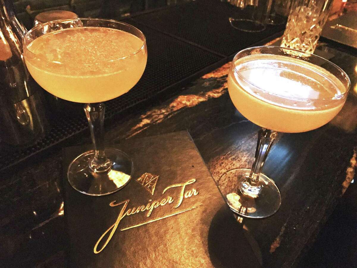 Rising Star Bartender award: Benjamin Krick at Juniper Tar