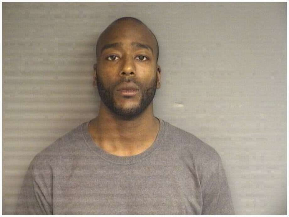 David Paulemon, 32, of Stamford, was charged with possession of marijuana with intent to sell. Photo: Stamford Police / Contributed