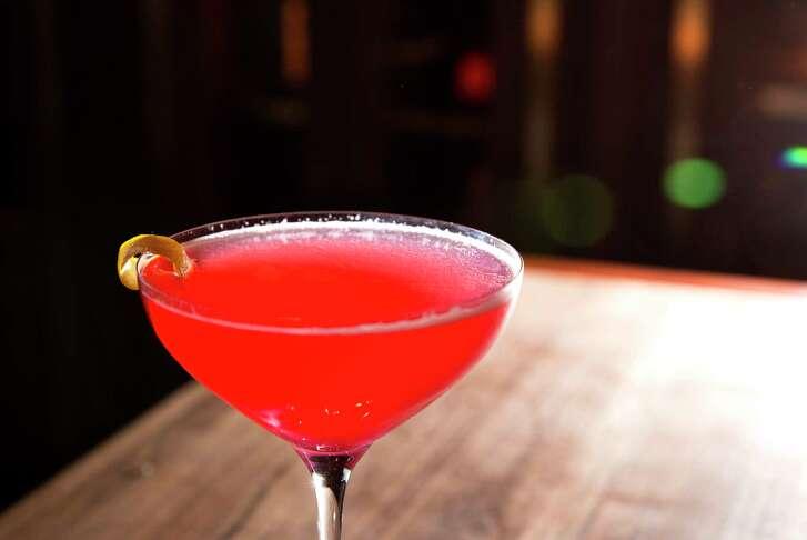 """The Jazz Standard,"" created by Bayou & Bottle's bourbon ambassador Olgi Katona, is a cocktail made with rye whiskey."