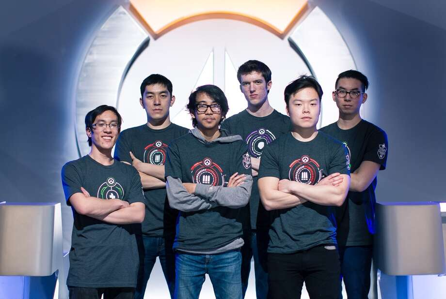 UC Berkeley's Overwatch team won first place in the national Tespa Collegiate Series on Feb. 19 at UC San Diego.  Photo: Courtesy Blizzard