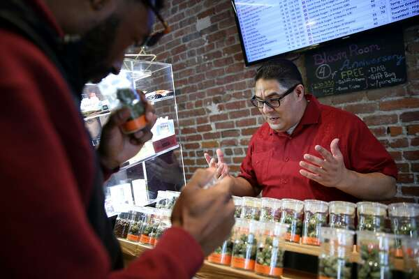 Up In Smoke Federal Taxes A Big Burden For Pot Shops