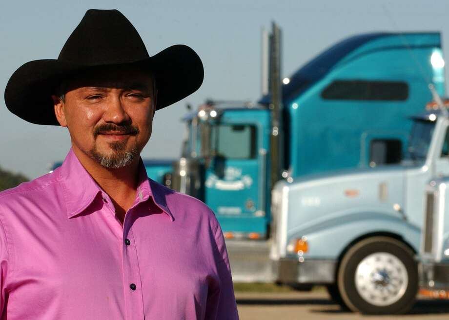 Bill Hall Jr, seen in this 2005 photo, co-founded Bill Hall Jr. Trucking in 1989. The business at one time had a fleet of 130 trucks. He was killed in 2013. Photo: Express-News File Photo / SAN ANTONIO EXPRESS-NEWS