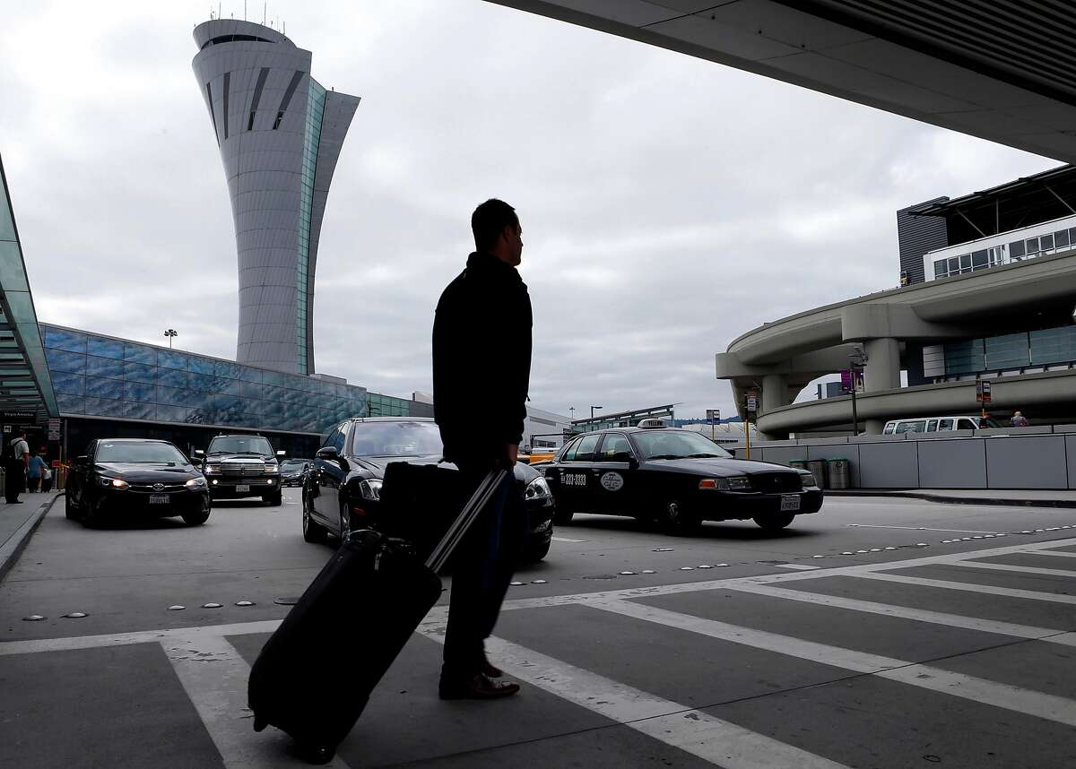SFO still leads the way in passenger numbers in the Bay Area-- by far