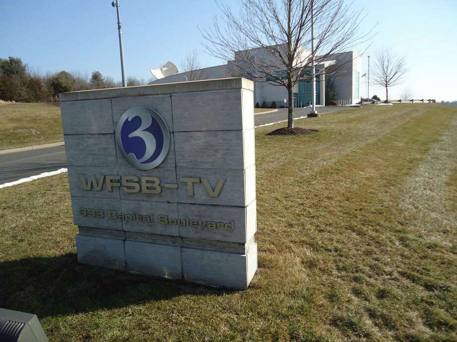 WFSB's headquarters in Rocky Hill, Connecticut, on Feb. 23, 2017. Photo: John Burgeson / Connecticut Post