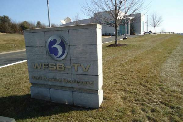 WFSB's headquarters in Rocky Hill, Connecticut, on Feb. 23, 2017. The TV station's dispute with cable company Optimum has left thousands of households in New Haven and Litchfield counties without a CBS station to watch..