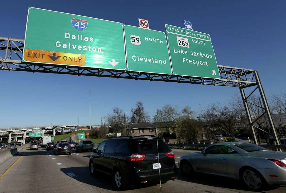Txdot Taking New Steps With I 45 Widening Project