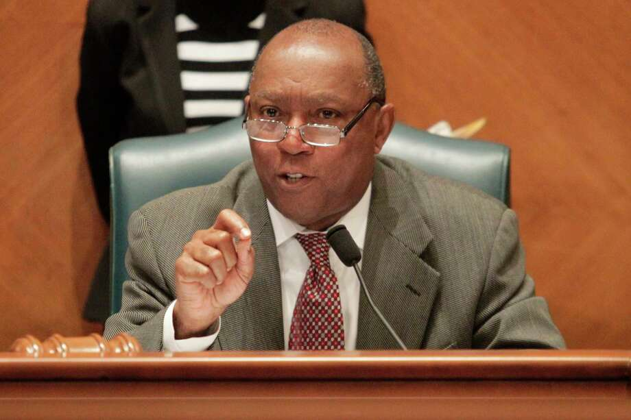Fire pensions leaders did not agree to a compromise set of benefit reforms offered by Mayor Sylvester Turner this week.  Photo: J. Patric Schneider, Freelance / © 2017 Houston Chronicle