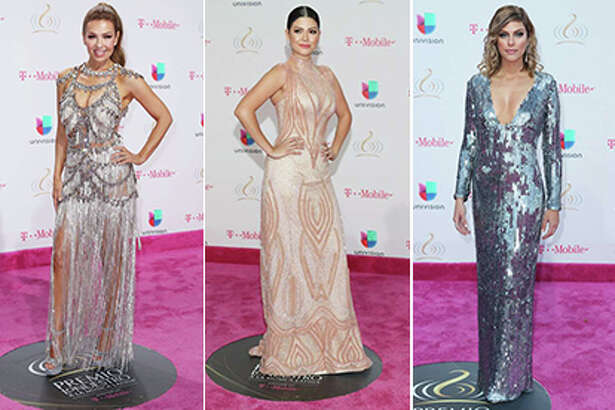 Best and worst dressed at Univision awards 2017