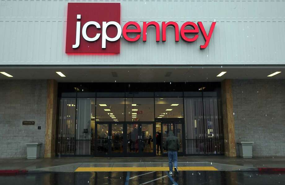 JCPenney announced in late February that it was preparing to close two distribution facilities and about 140 stores nationwide as the retailer struggles against the popularity of online retail. (Photo by Justin Sullivan/Getty Images) Photo: Justin Sullivan / 2013 Getty Images