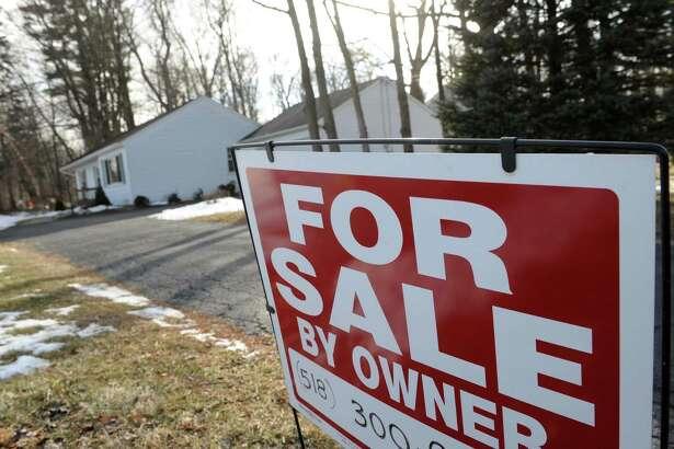A home for sale on Feura Bush Road Thursday Feb. 21, 2013 in Bethlehem, N.Y. .(Michael P. Farrell/Times Union)