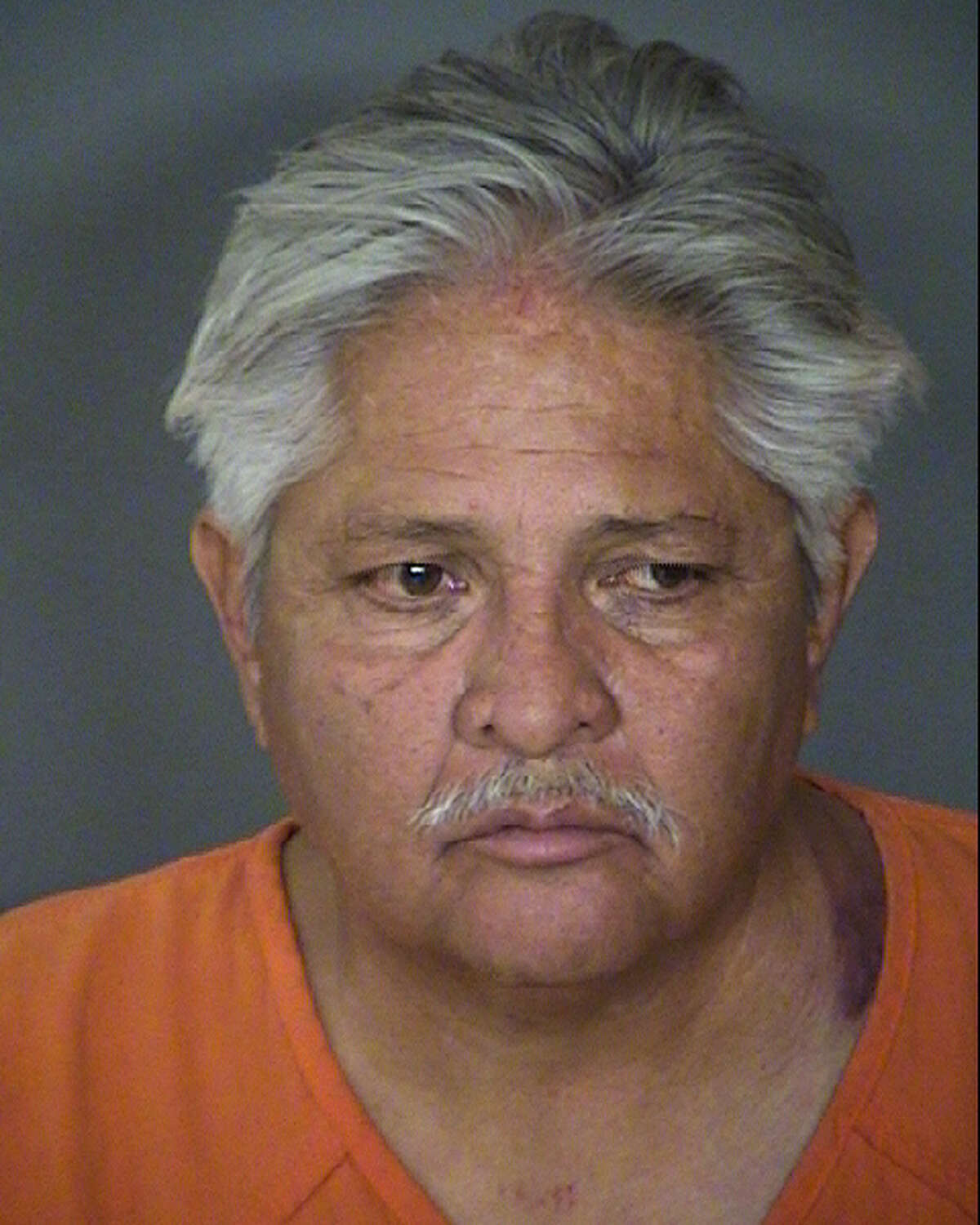 """Daniel Nunez, 54, accused of intoxication manslaughter in the death of Allen """"Scotty"""" Lee, 57."""