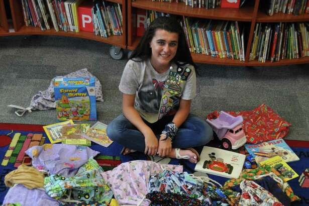Amanda Cornell, a junior at Magnolia West High School, has earned the Girl Scout Gold Award, the highest honor in Girl Scouting.  To earn the award, Cornell created and assembled more than 30 book bags for kindergarten students attending Magnolia Elementary School to promote literacy.