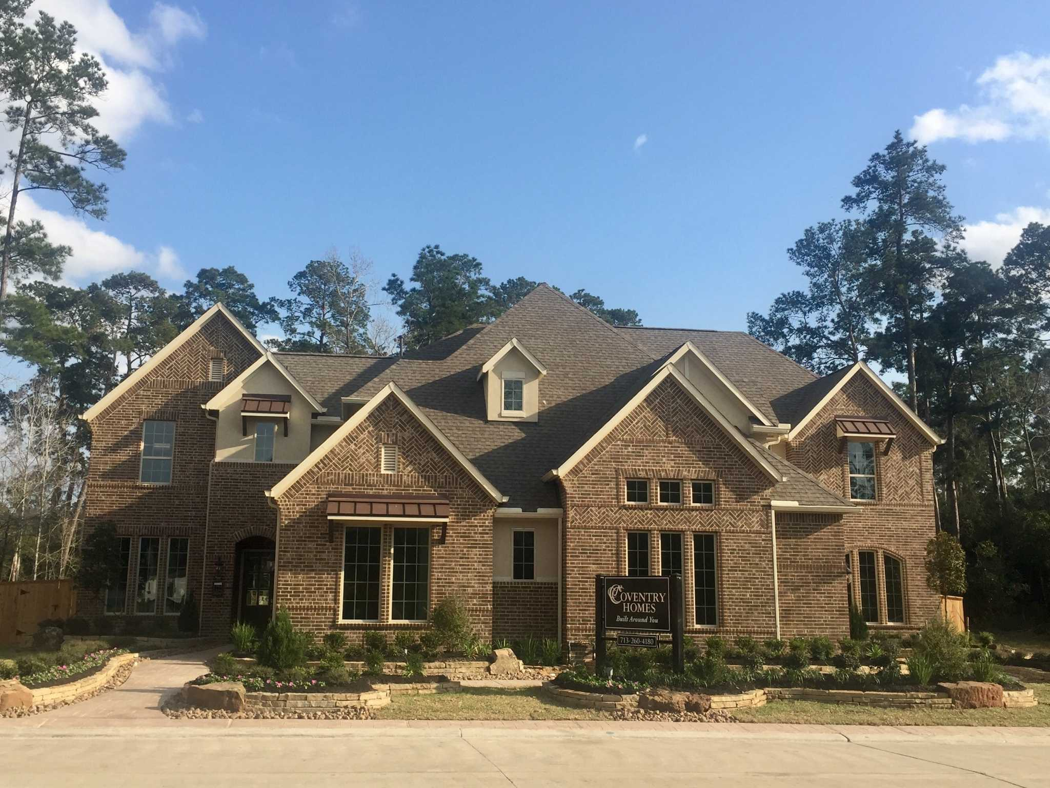 Coventry homes 39 new look luxury townhomes make houston for Luxury townhomes for sale
