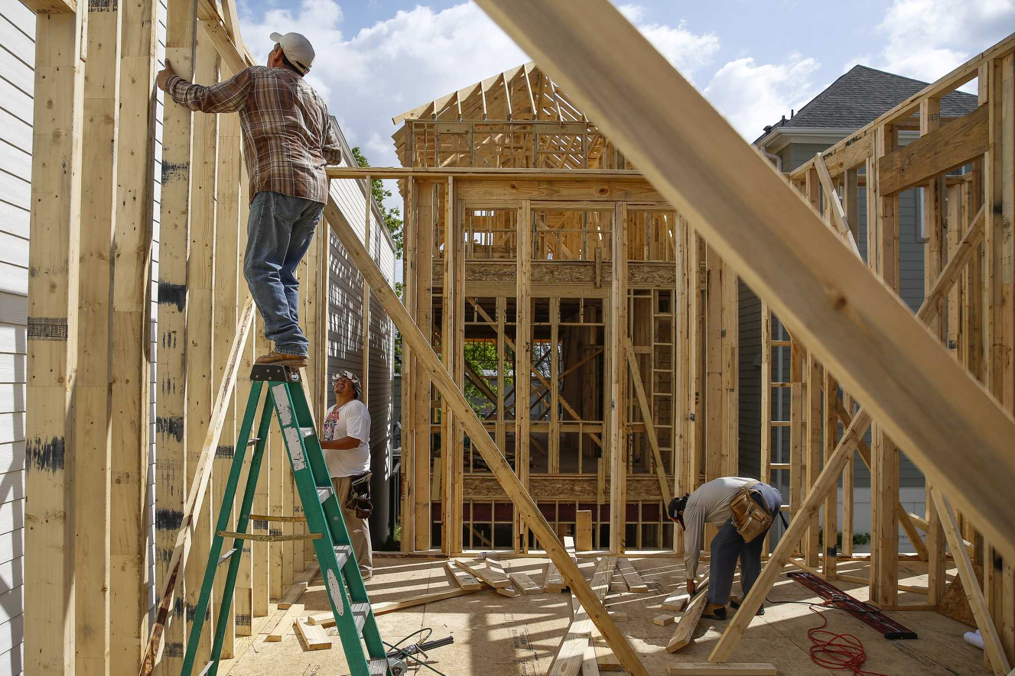 Texas builders fear fallout of immigration crackdown on for How much to build a house in texas