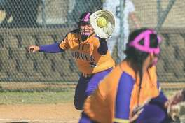 LBJ's Crystal Hernandez and the Lady Wolves took home second place at the Border Olympics after falling to Santa Gertrudis Academy 16-1 in the championship game on Saturday.