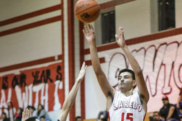 Martin's Jaime Garcia and the Tigers beat CC Miller 60-44 on Saturday to win an area championship.