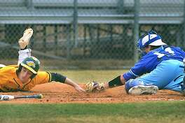 Laredo Community College's Ricardo Villarreal logged a hit and an RBI, but the Palominos fell 7-4 to San Jacinto on Saturday, which completed a three-game sweep for the Ravens.