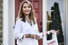 "Rachel Veazey of Cleveland, Tennessee, swore off TJ Maxx, a favorite store, over reports it had removed promotional signs for Ivanka Trump's line of clothes. But she later went back, confessing, ""Gosh, I'm not a very good boycotter."" MUST CREDIT: Photo for The Washington Post by Shawn Poynter"
