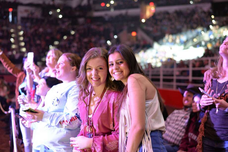Texas' own Aaron Watson delighted fans at the AT&T Center Saturday, Aug. 26, 2017, for one of the last performances of the San Antonio Stock Show & Rodeo. And when not they were not dancing along to Watson's honky-tonk stylings, fans were on the fairgrounds soaking up great food, games and exhibits. Photo: By Kody Melton, For MySA