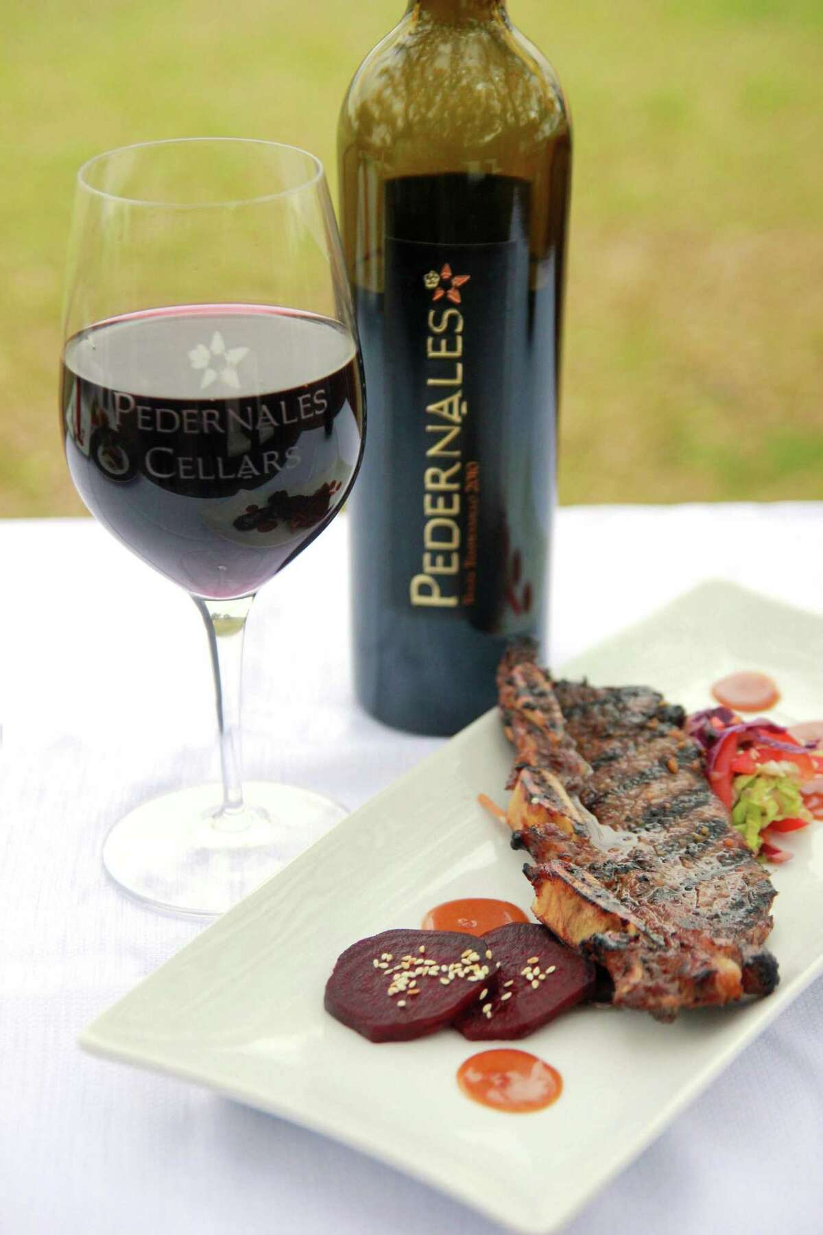 Pedernales Cellars makes the Express-News list of top local wineries