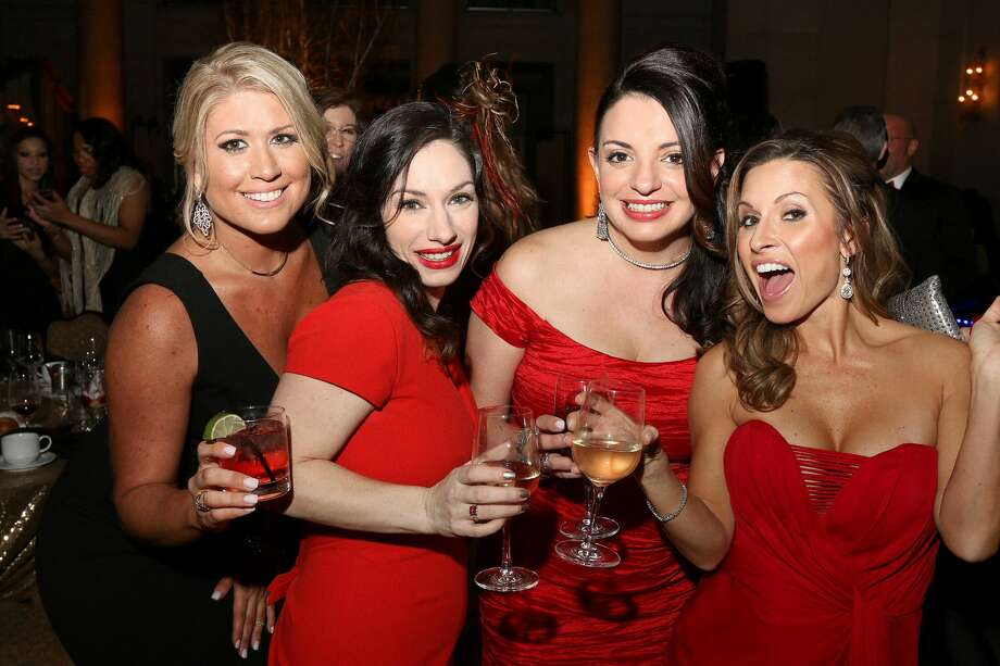 Were you Seen at the 34th Annual Capital  Region Heart Ball at the Hall of Springs in Saratoga Springs on Saturday,  February 25, 2017? Proceeds benefit the American Heart Association. Photo: Joe Putrock/Special To The Times Union