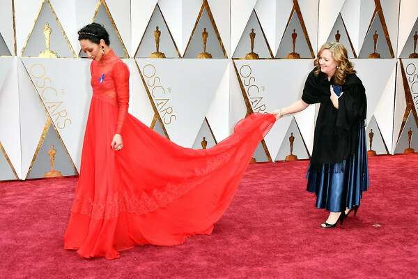 HOLLYWOOD, CA - FEBRUARY 26:  Actor Ruth Negga attends the 89th Annual Academy Awards at Hollywood & Highland Center on February 26, 2017 in Hollywood, California.  (Photo by Frazer Harrison/Getty Images)