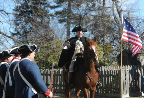 History lovers gather to relive Put's Ride - GreenwichTime