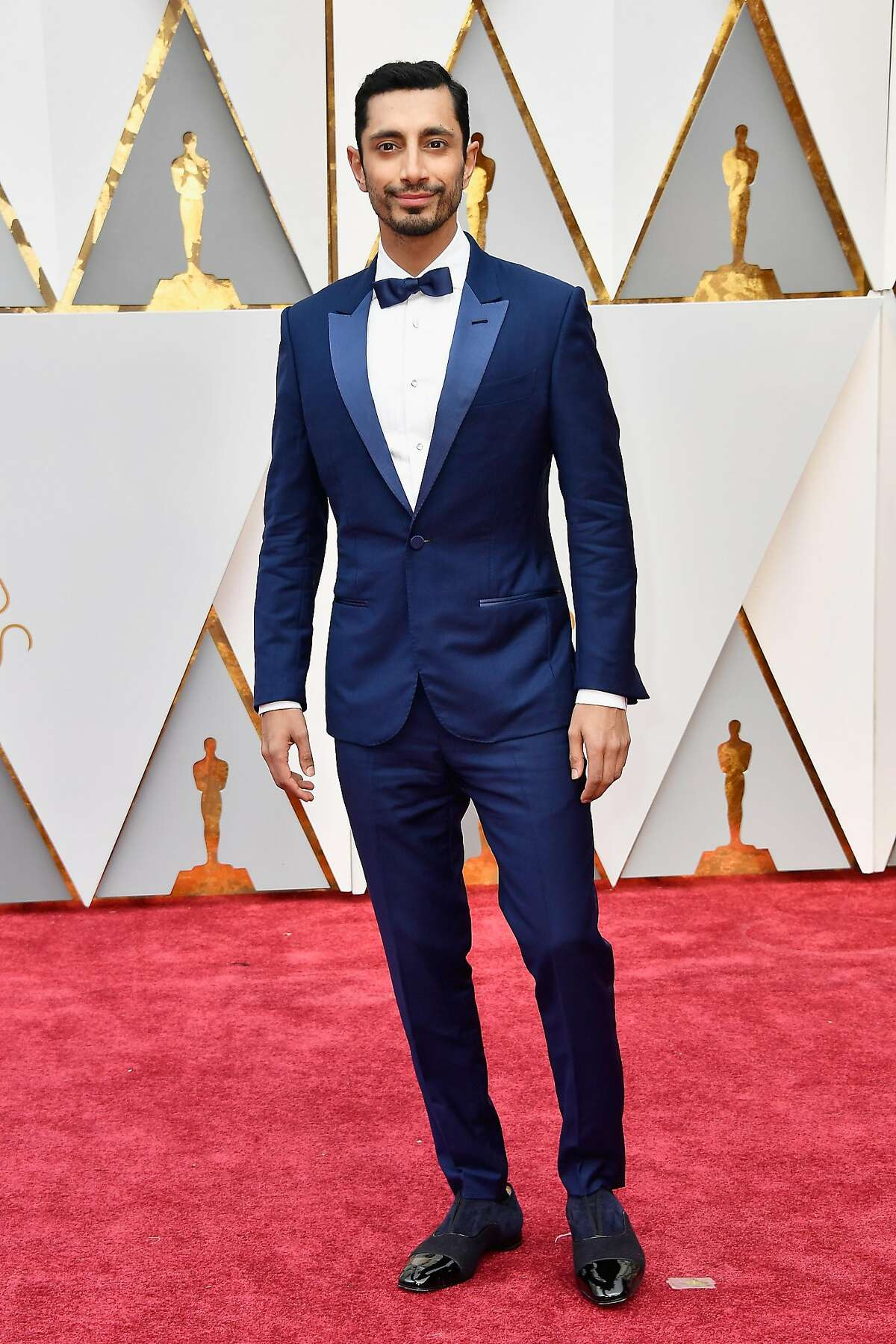Riz Ahmed will play Dr. Carlton Drake. Pictured: Ahmed attends the 89th Annual Academy Awards at Hollywood & Highland Center on February 26, 2017 in Hollywood, California.