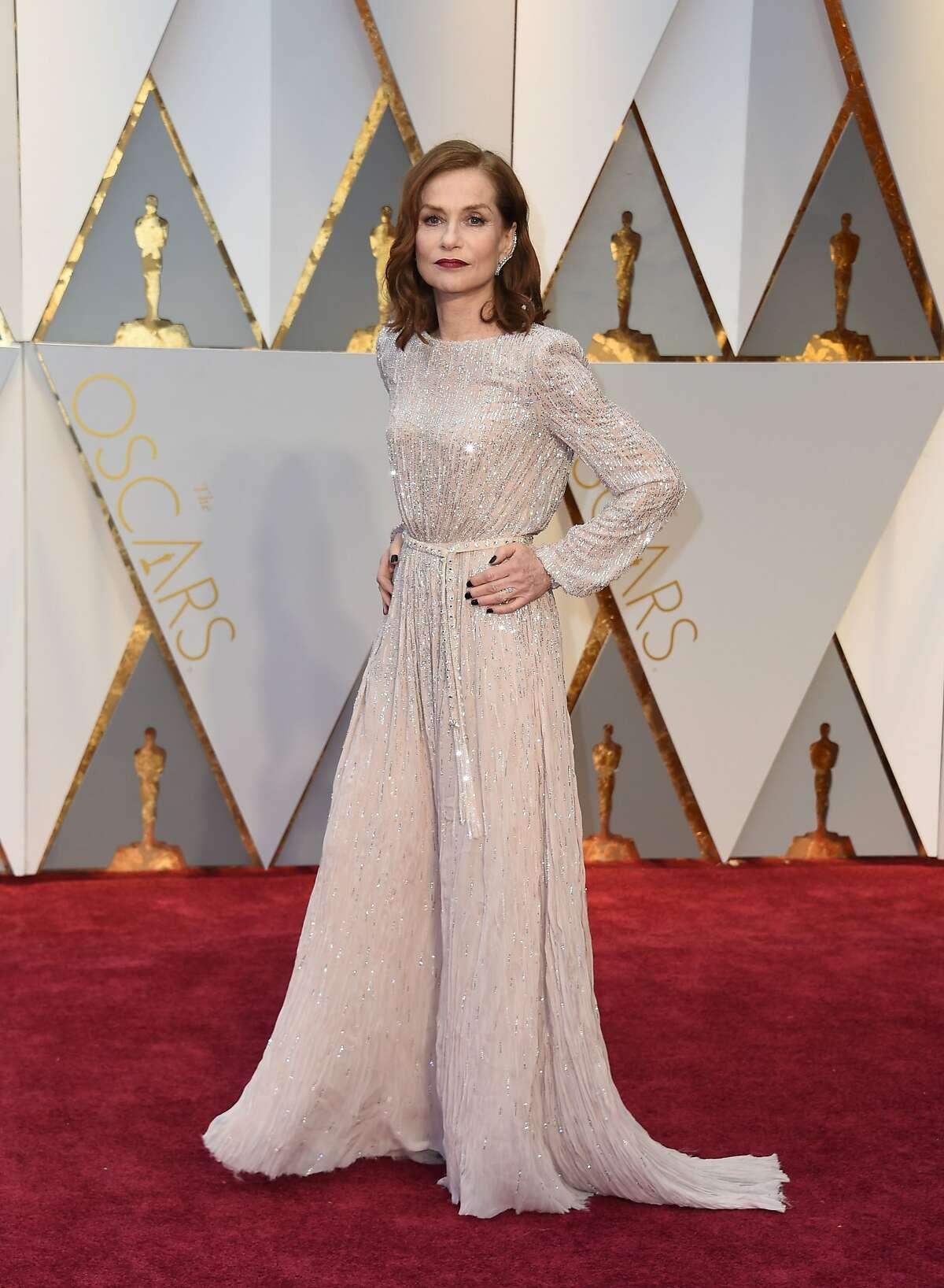 Nominee for Best Actress