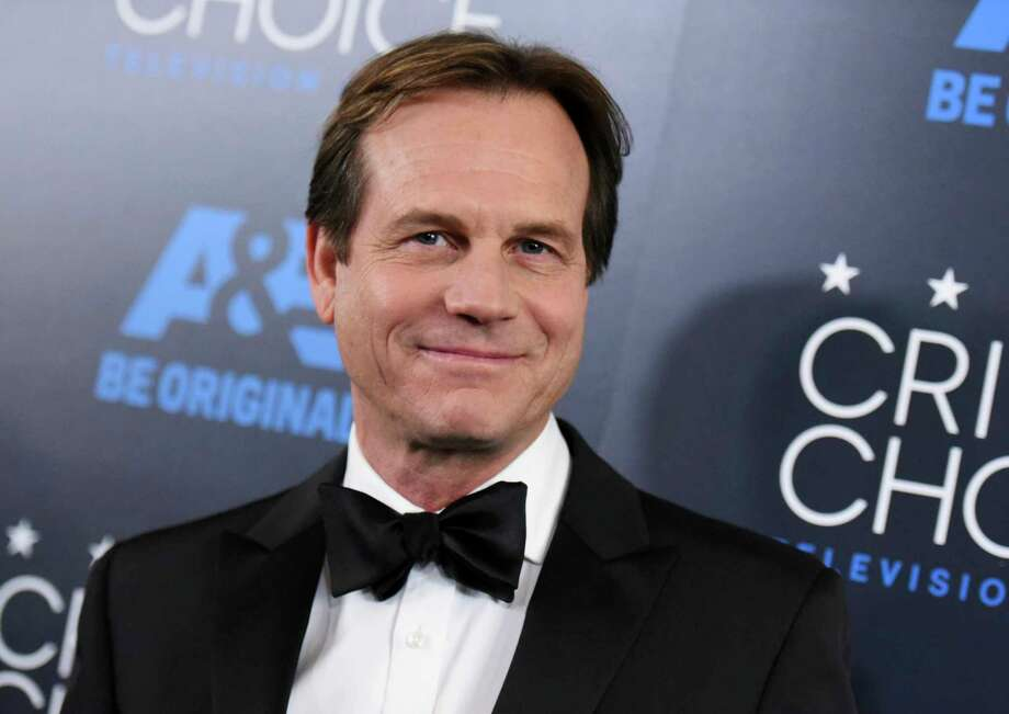 "FILE - In this May 31, 2015, file photo, Bill Paxton arrives at the Critics' Choice Television Awards at the Beverly Hilton hotel in Beverly Hills, Calif. A family representative said prolific and charismatic actor Paxton, who played an astronaut in ""Apollo 13"" and a treasure hunter in ""Titanic,"" died from complications due to surgery. The family representative issued a statement Sunday, Feb. 26, 2017, on the death. (Photo by Richard Shotwell/Invision/AP, File) Photo: Richard Shotwell, INVL / Invision"