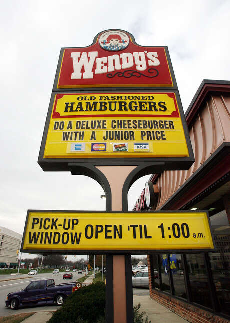Wendy's plans to install kiosks in 1,000 locations nationwide. Photo: TERRY GILLIAM, STR / AP