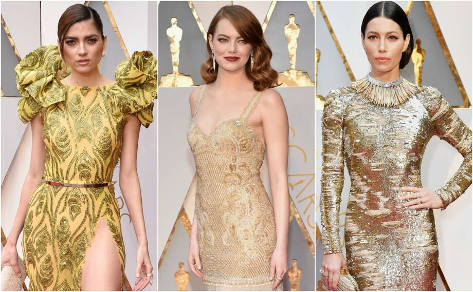 Keep clicking for the best and worst dressed at the 89th Academy Awards. Photo: Carolina Gonzales