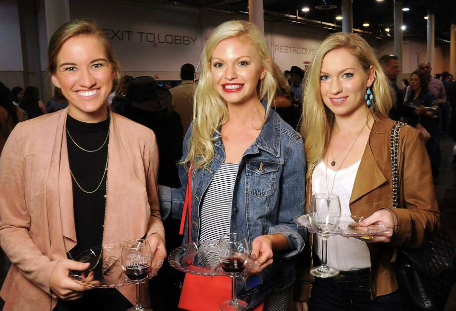 Guests at the Rodeo Uncorked and Best Bites Competition at NRG Center Sunday February 26, 2017. (Dave Rossman Photo) Photo: Dave Rossman, For The Chronicle / Dave Rossman