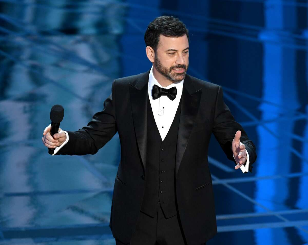 Jimmy Kimmel delivered a politically-charged and memorable opening monologue following a Justin Timberlake performance. Relive it here.