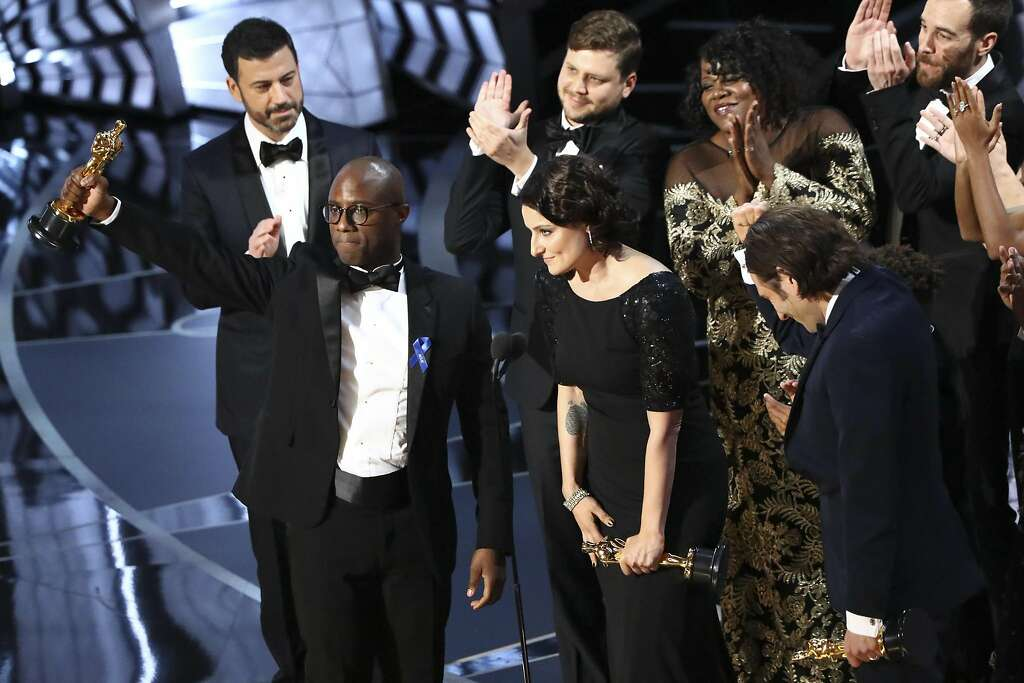 Image result for moonlight wins best picture