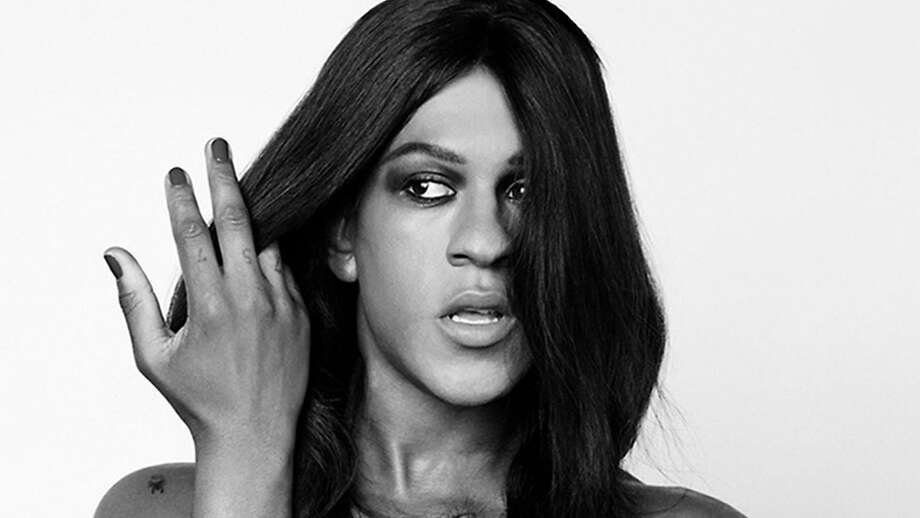 Mykki Blanco has shows on both sides of the bay this weekend. Photo: Courtesy Photo