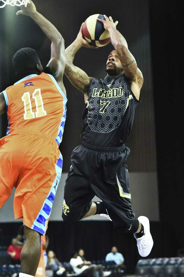 The Swarm are officially returning for the 2017-18 season. Laredo has the second-most wins of any American Basketball Association team over the past two seasons. Photo: Danny Zaragoza /Laredo Morning Times File / LAREDO MORNING TIMES