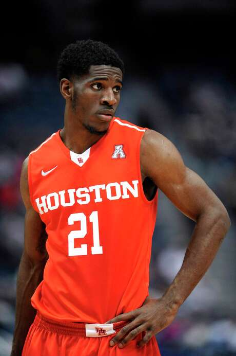 Houston's Damyean Dotson in the second half of an NCAA college basketball game, Wednesday, Dec. 28, 2016, in Hartford, Conn. (AP Photo/Jessica Hill) Photo: Jessica Hill, FRE / AP2016