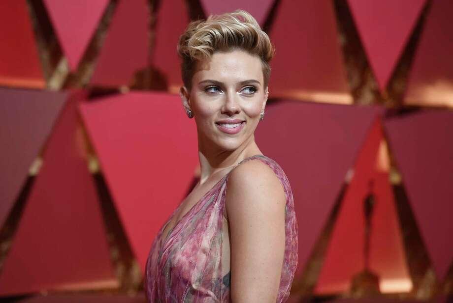 Scarlett Johansson Photo: Richard Shotwell, INVL / 2017 Invision