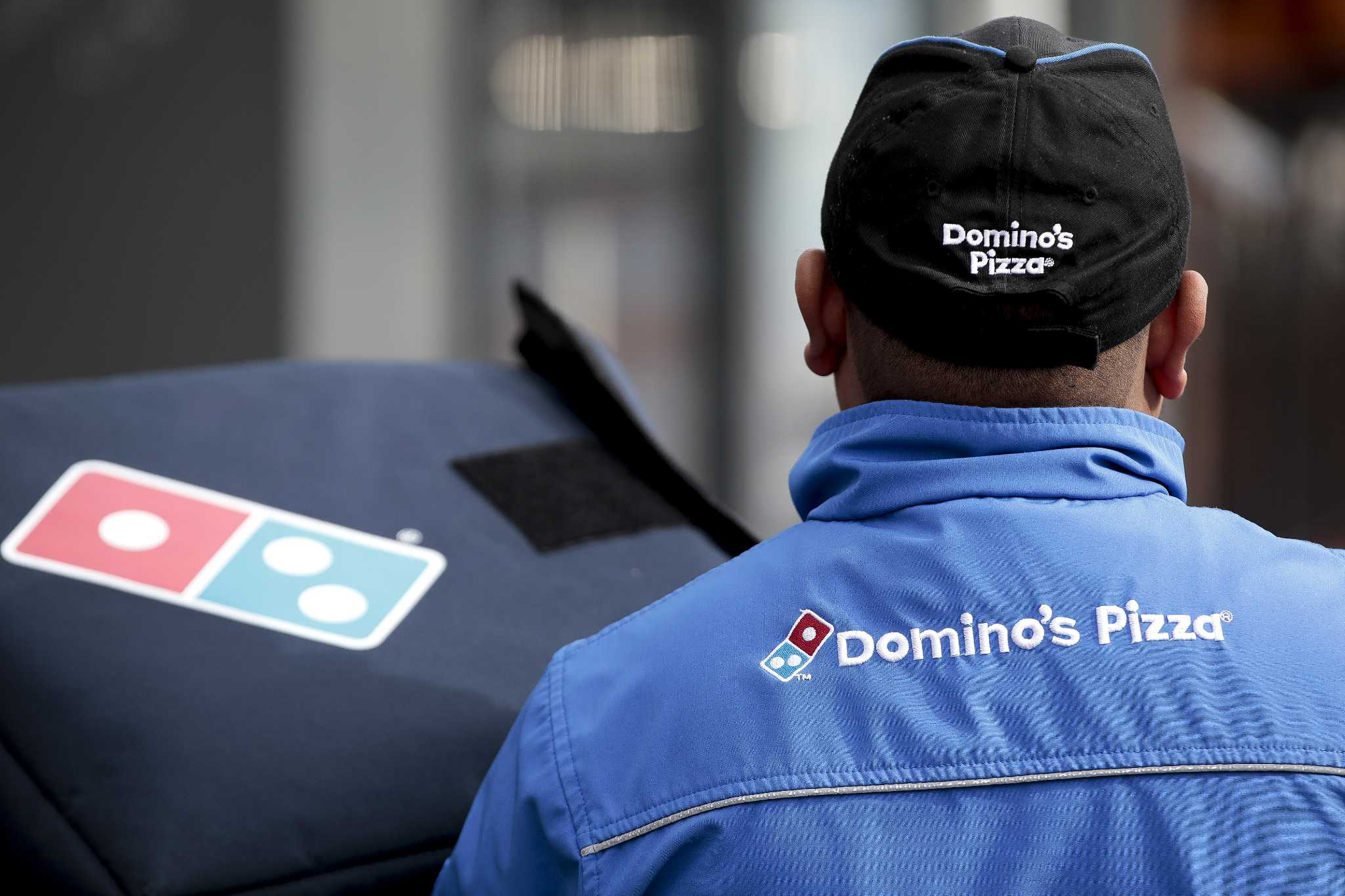 Watch Dominos was forced to end promo offering free pizza for brand tattoos video