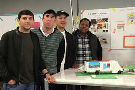 """Lamar engineering students compete in """"Hack-a-Truck"""""""