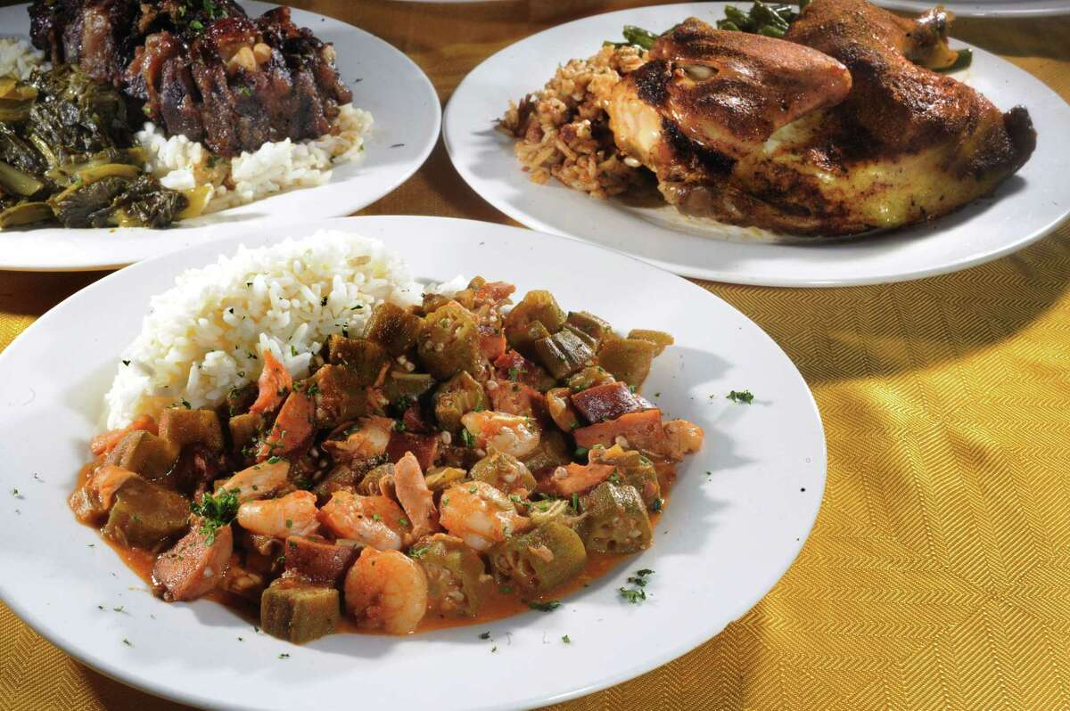 Southern Creole Foods in Beaumont Photo taken Thursday, October 22, 2015 Guiseppe Barranco/The Enterprise